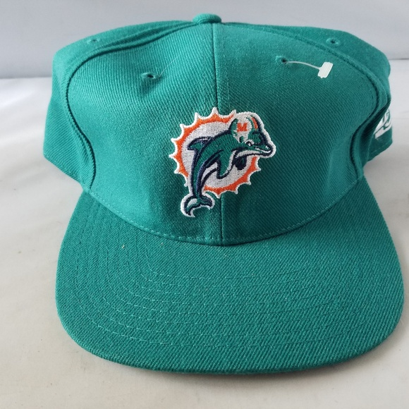 9039f69b Miami Dolphins Fitted Cap Hat NFL 7 1/2